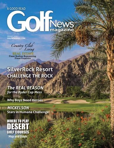 Golf News Magazine Jan Cover