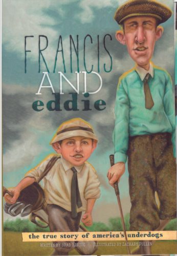 Front CoverFrancis and Eddie